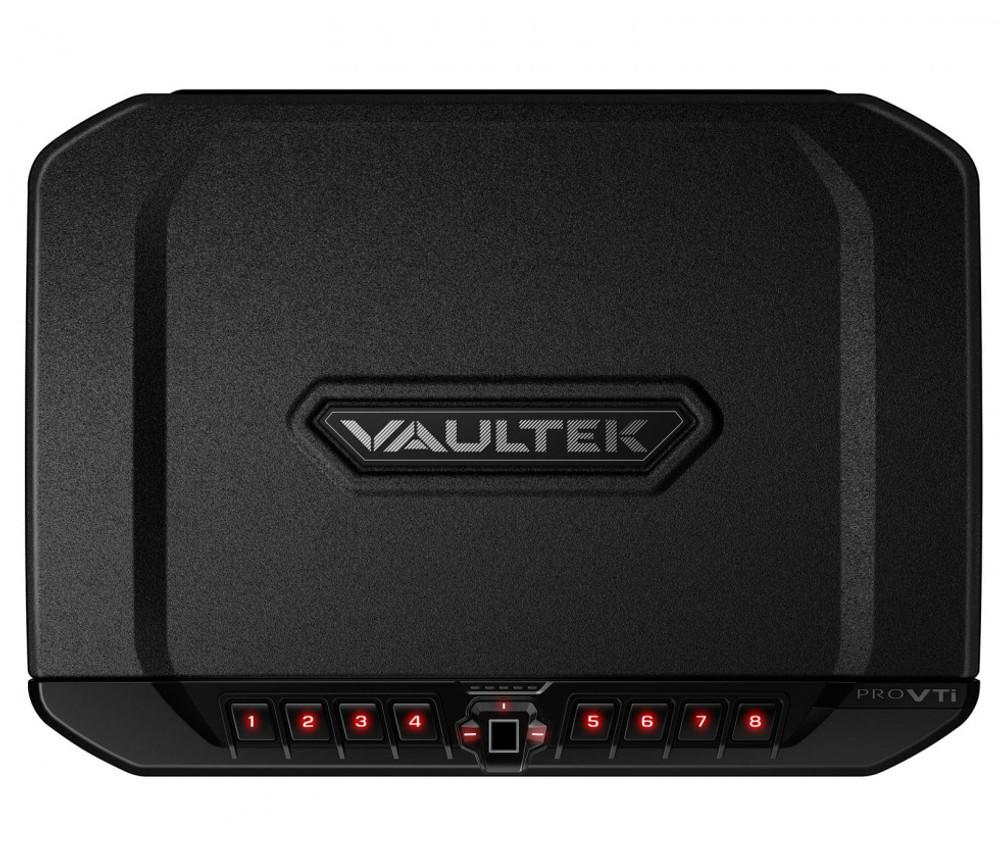 VAULTEK VTi Full-Size Rugged Biometric Bluetooth Smart Safe -Stealth Black