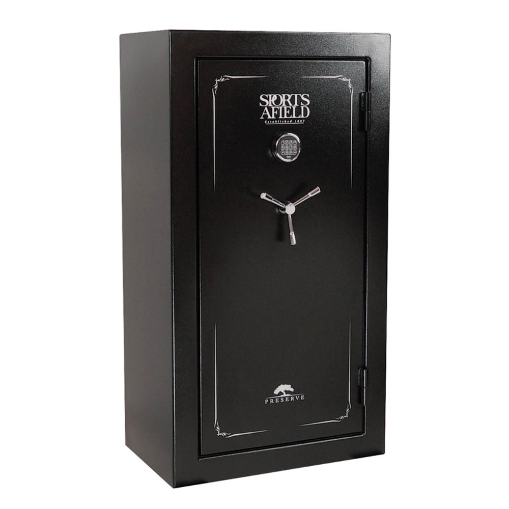 Sports Afield Preserve SA5932P 40-Minute 32 Gun Fire/Waterproof Safe