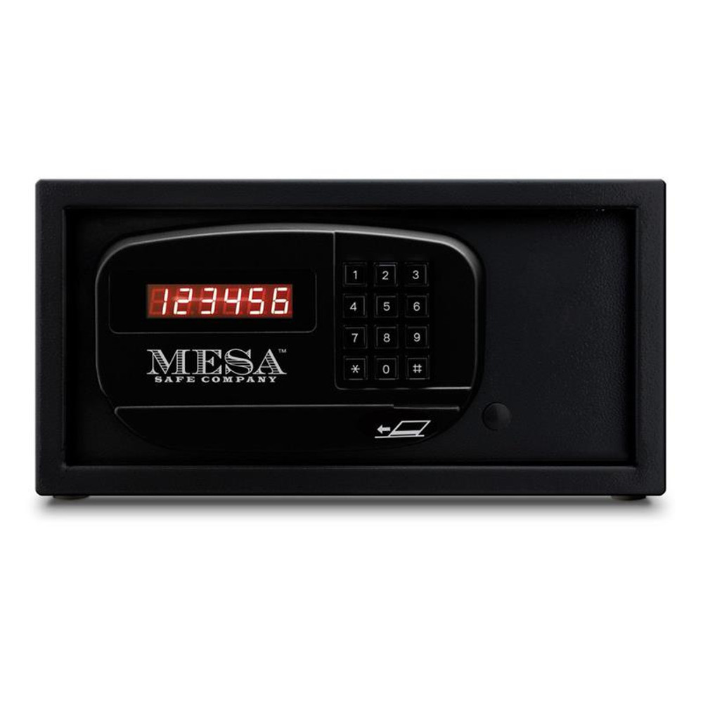 Mesa MH101E Hotel Safe - Black