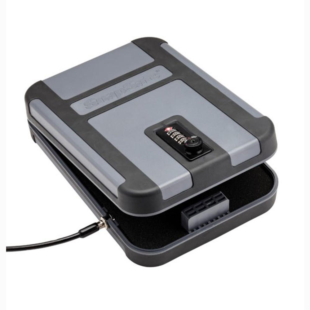 SnapSafe XL TrekLite Lock Box w/TSA Combination