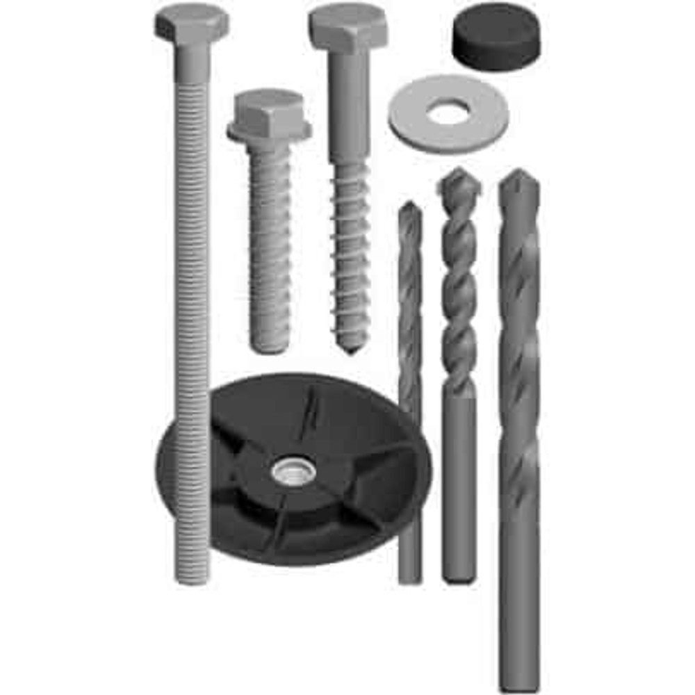 LockDown Vault Anchor Kit