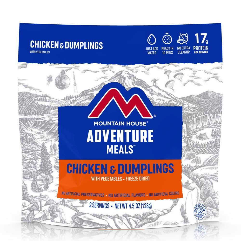 Mountain House Chicken & Dumplings (Case of 6 Pouches)