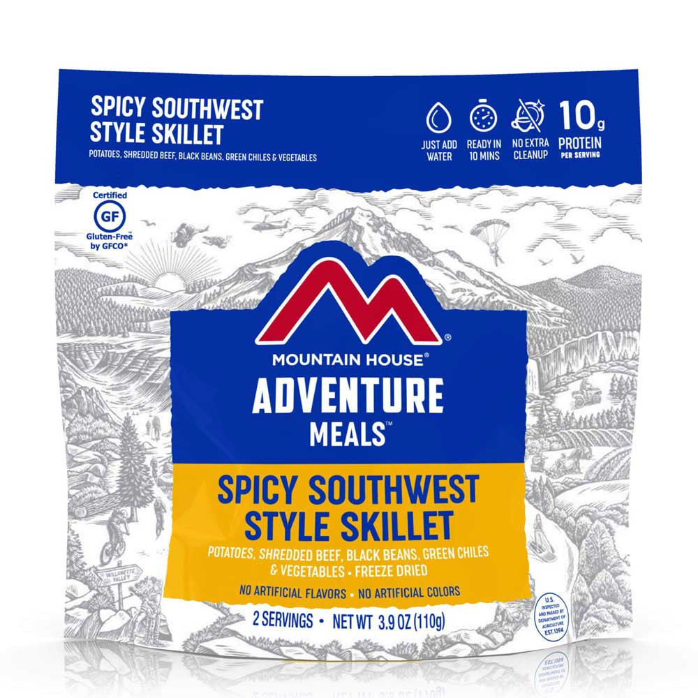 Mountain House Spicy Southwest Style Skillet (Case of 6 Pouches)