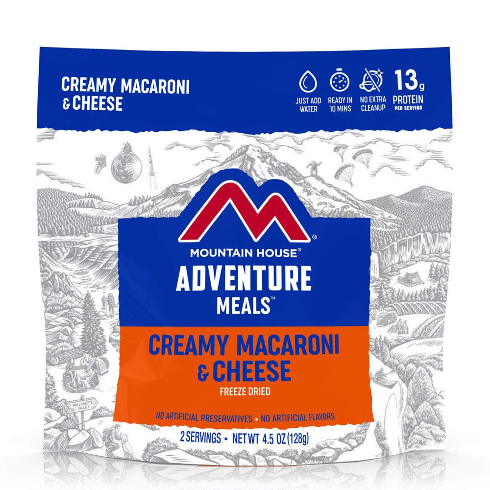 Mountain House Creamy Macaroni & Cheese (Case of 6 Pouches)