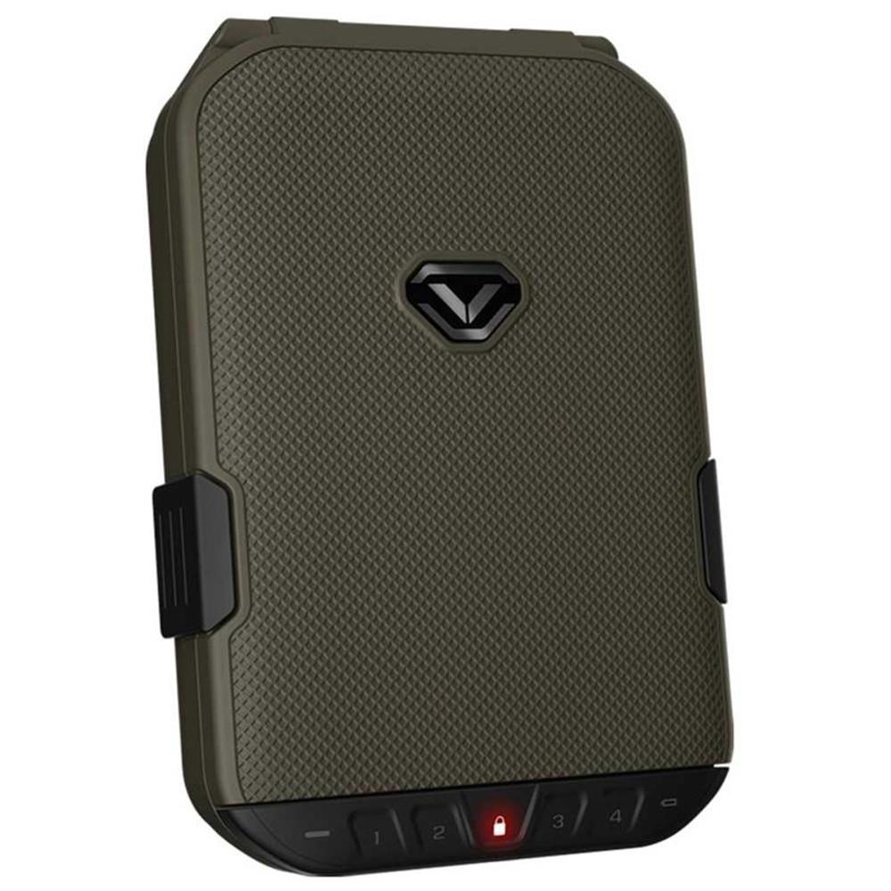 VAULTEK LifePod Weather Resistant Lockable Storage Case - Olive Drab (Special Edition)