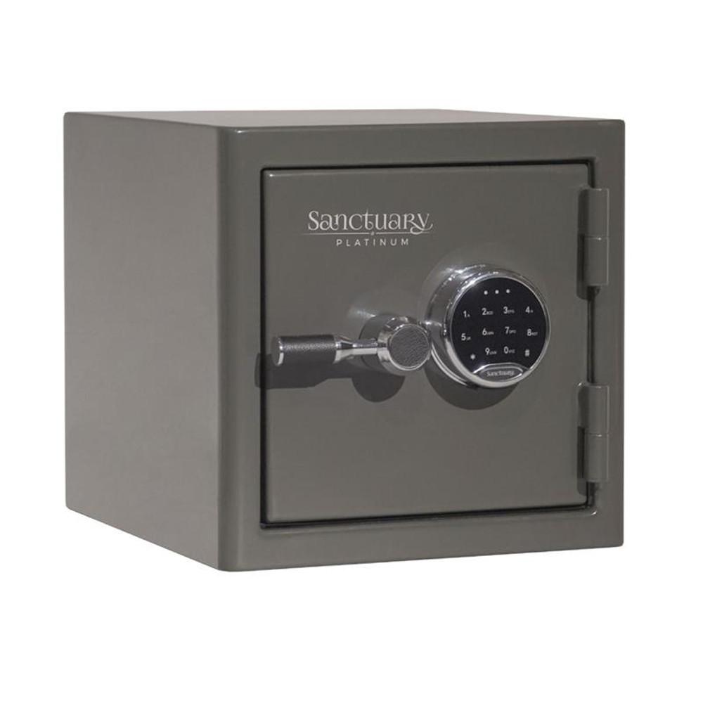 Sports Afield SA-H2 60-Minute Sanctuary Platinum Home &  Office Safe