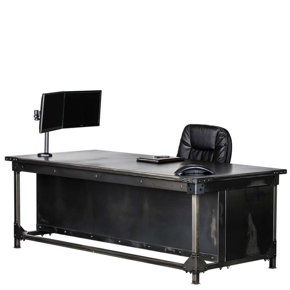 Rhino Ironworks Executive Desk