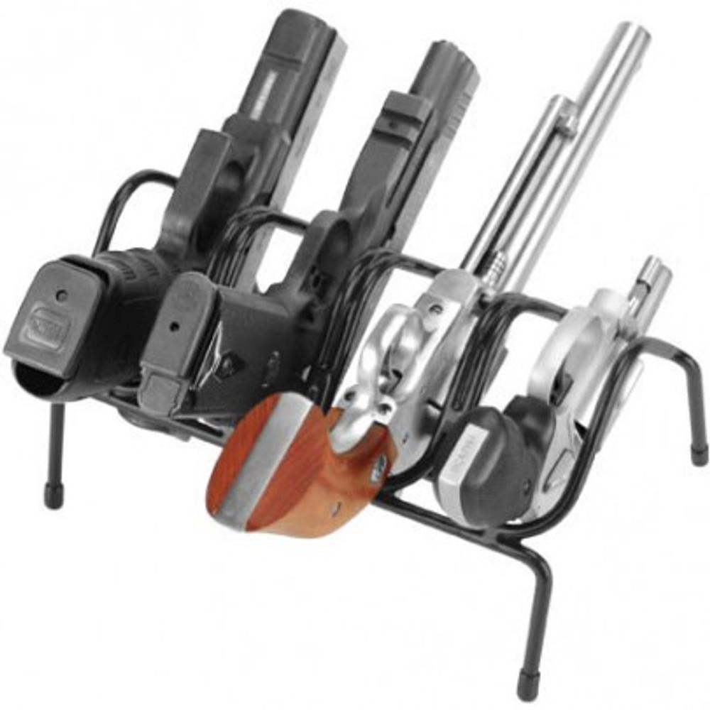 LockDown 4-Gun Pistol Rack