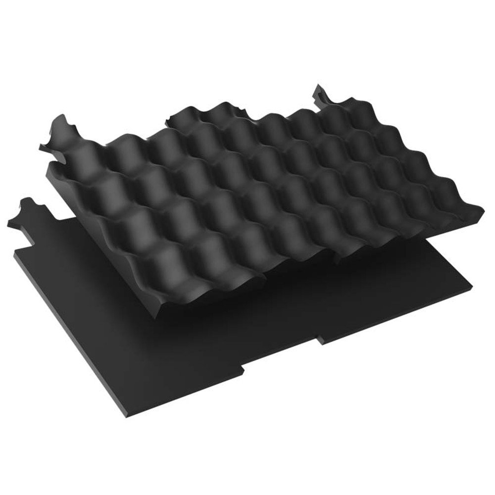 VAULTEK Non-Absorbent Foam 2-Piece Interior Upgrade Kit - PROVT/VTi Series