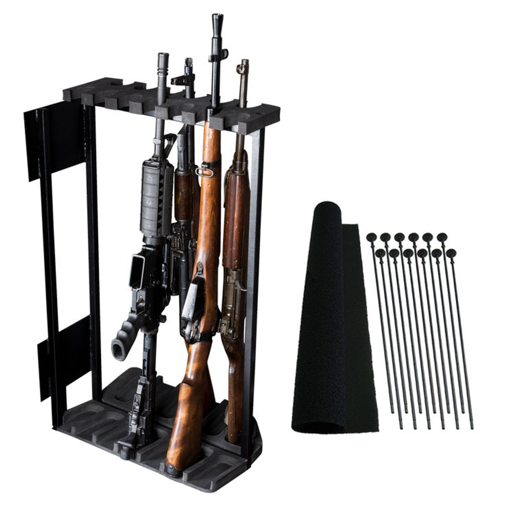 Rhino/Bighorn Swing Out Gun Rack (13-Gun)