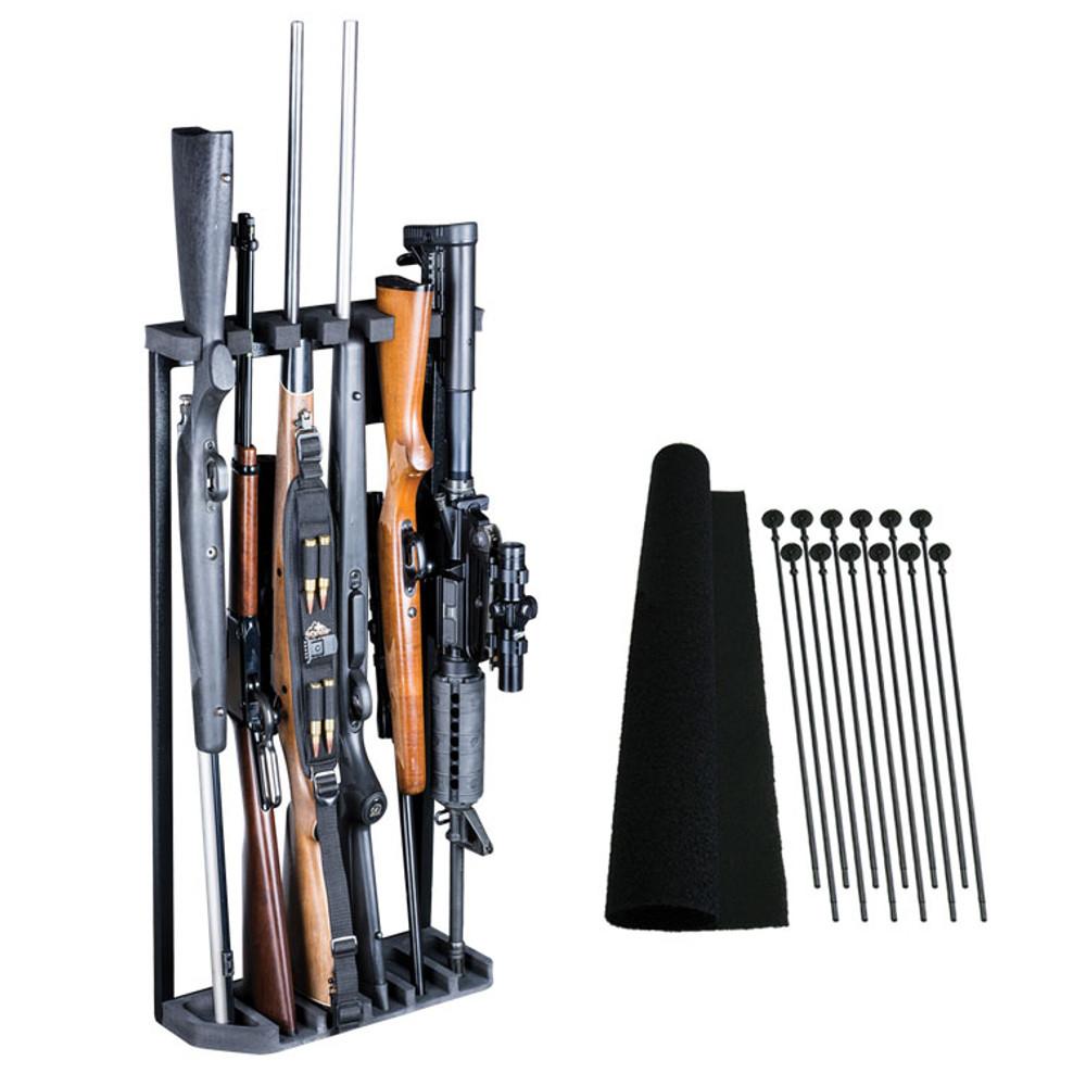 Rhino/Bighorn Swing Out Gun Rack (6-Gun)