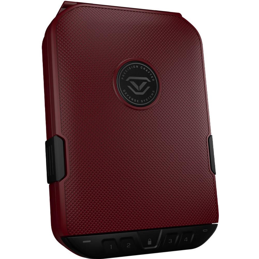 VAULTEK LifePod 2.0 Weather Resistant Lockable Storage Case - Guard Red