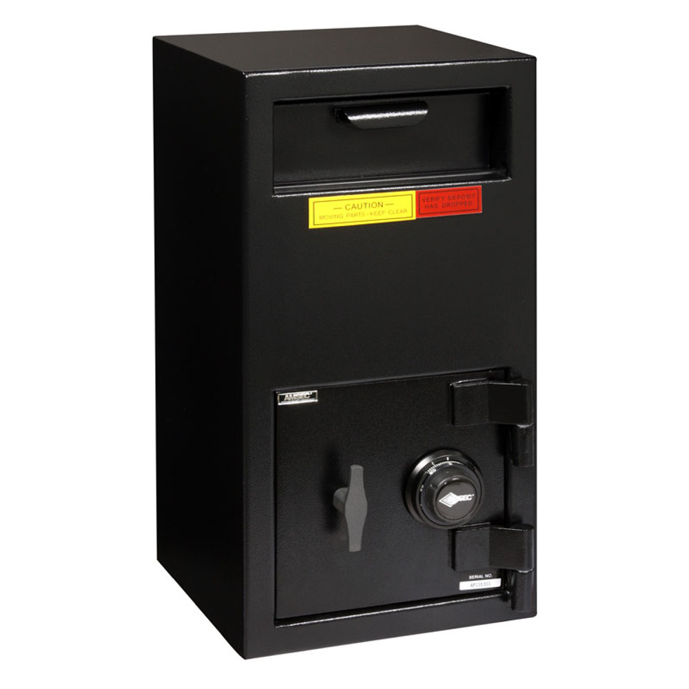 "American Security DSF2714 ""B"" Rated Rotary Front Load Depository Safe-673"