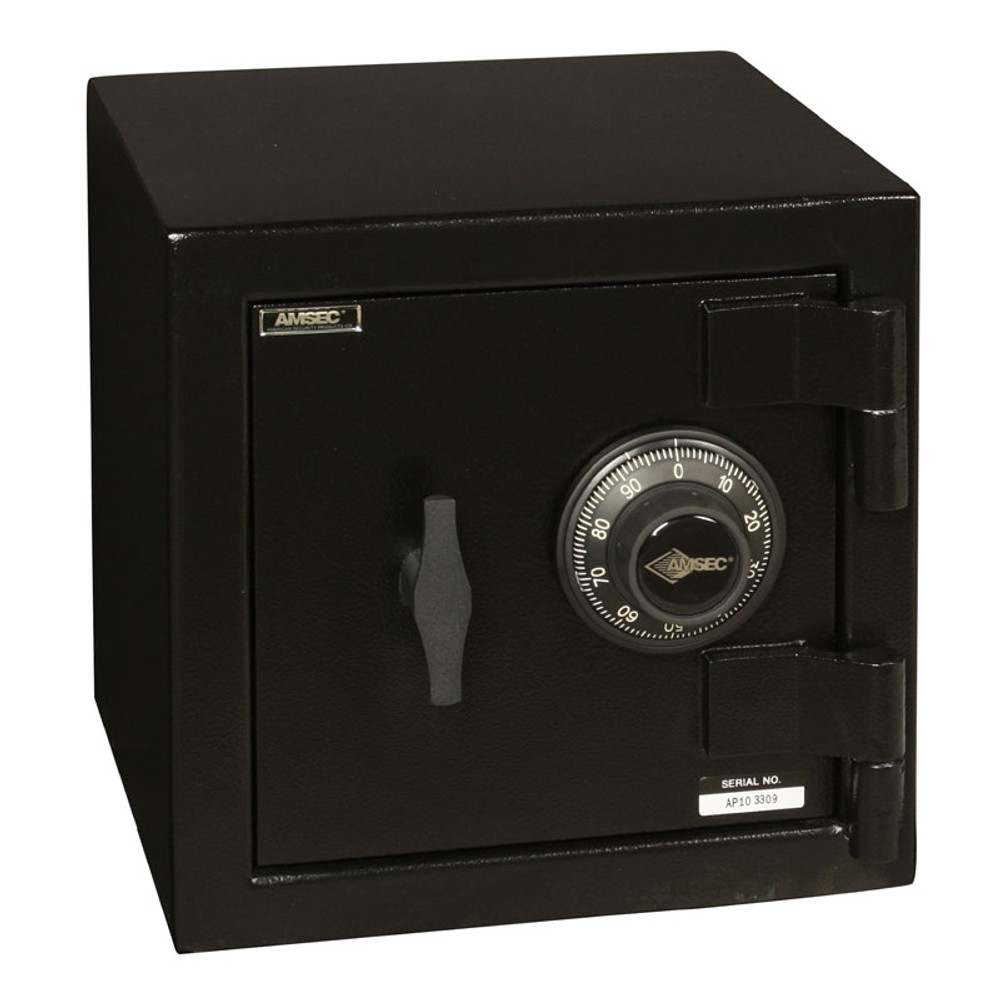 American Security MS1414 B-Rated Burglary Safe
