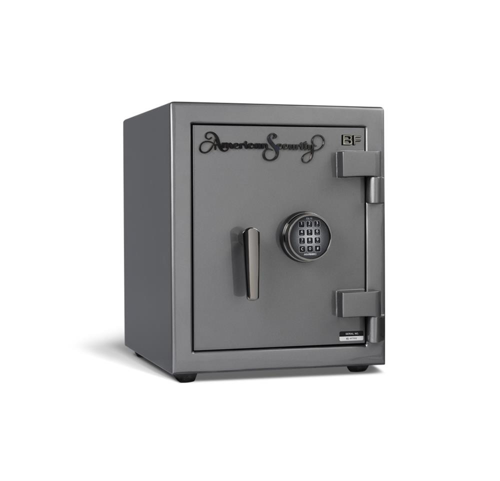American Security BF1512 60-Minute Burglary &  Fire Safe