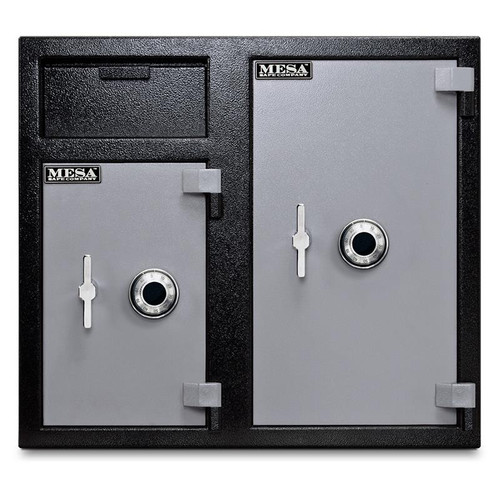 Mesa MFL2731CC Depository Safe - Combination Lock