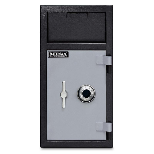 Mesa MFL2714C Depository Safe - Combination Lock