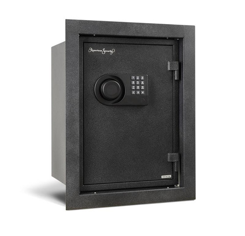 American Security WFS149E5LP 60-Minute Wall Safe