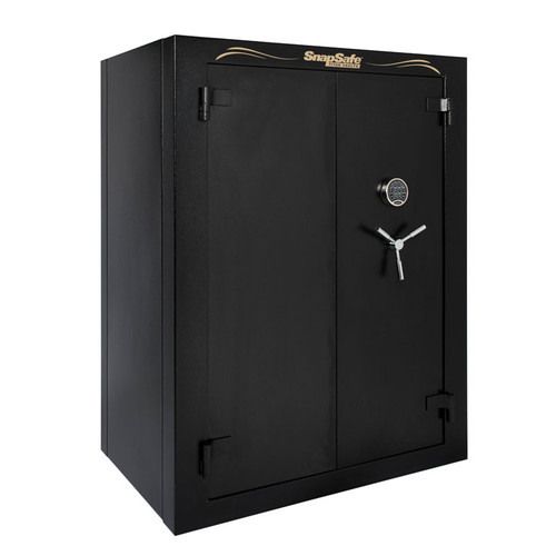 SnapSafe Super Titan XL Double Door 60-Minute 36 Gun Modular Safe