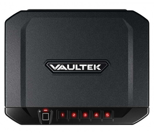 VAULTEK VT10i Lightweight Biometric Bluetooth Smart Safe - Stealth Black