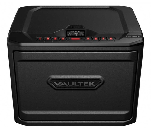 VAULTEK MX Large Capacity Rugged Bluetooth Smart Safe - Stealth Black