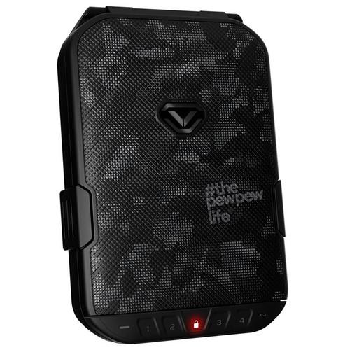 VAULTEK LifePod Weather Resistant Lockable Storage Case - Colion Noir Camo Edition