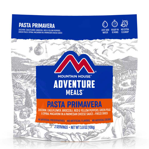 Mountain House Pasta Primavera (Case of 6 Pouches)