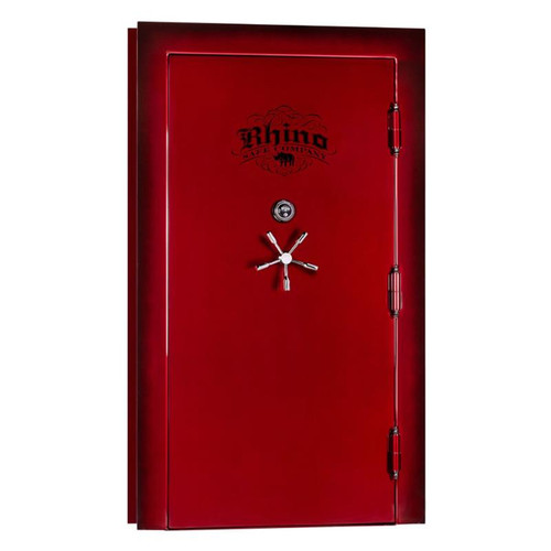 "Rhino In-Swing Vault Door 82""H x 40""W x 8""D"