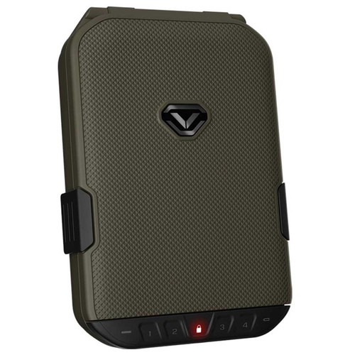 VAULTEK LifePod Weather Resistant Lockable Storage Case - Olive Drab (Special Edition)