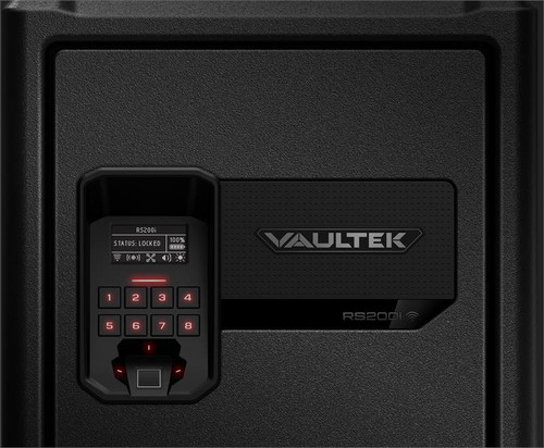 VAULTEK RS200i Wi-Fi Biometric (Titanium Gray)