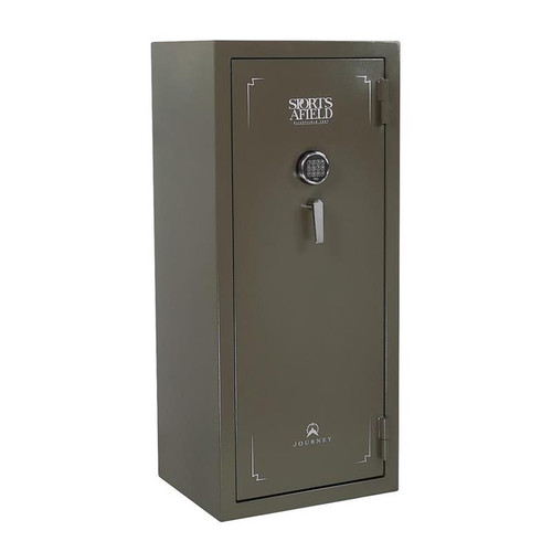 Sports Afield Journey SA5524J 30-Gun Safe with E-Lock