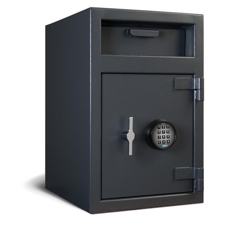 "American Security DSF2516E2 ""B"" Rated Front Load Depository Safe"