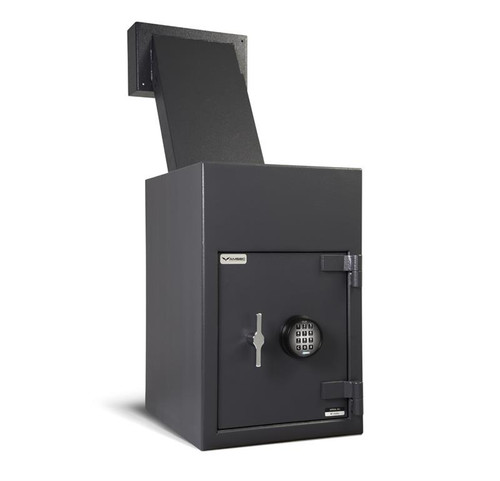"American Security DSR2516E2 ""B"" Rated Reverse Load Depository Safe"