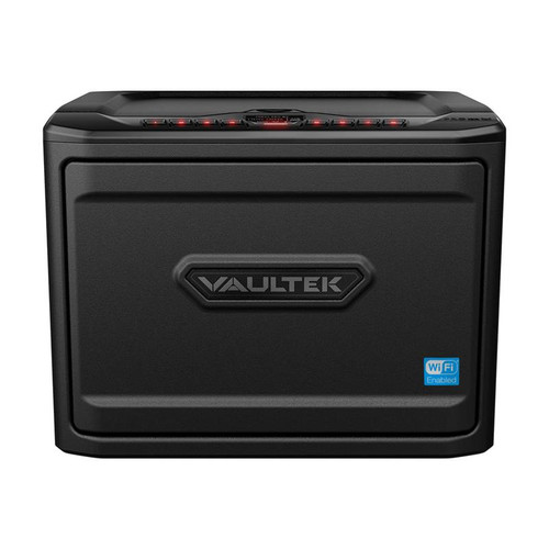 VAULTEK MX Wi-Fi High Capacity Rugged Smart Safe - Covert Black