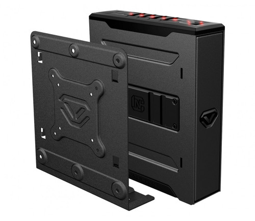 VAULTEK SL20i-CM Slider Series Colion Noir Edition Biometric Compact Rugged Smart Safe