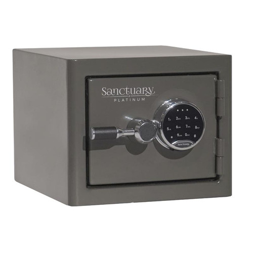 Sports Afield SA-H1 60-Minute Sanctuary Platinum Home &  Office Safe