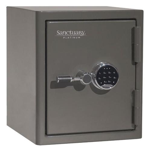 Sports Afield SA-H3 60-Minute Sanctuary Platinum Home &  Office Safe