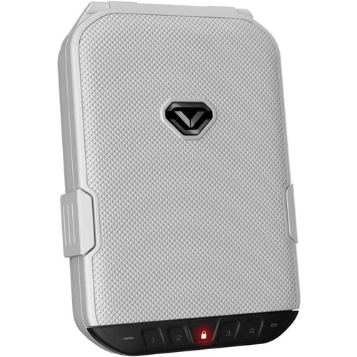 VAULTEK LifePod Weather Resistant Lockable Storage Case - White