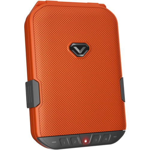 VAULTEK LifePod Weather Resistant Lockable Storage Case - Orange