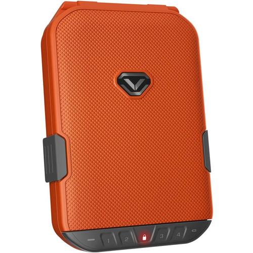 VAULTEK LifePod Weather Resistant Lockable Storage Case - Orange