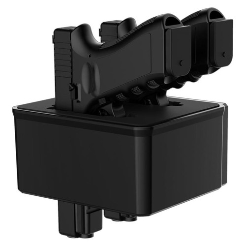 VAULTEK RS500i Twin Pistol/AR Magazine Rack B (for front door)