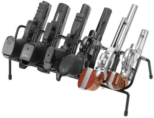 LockDown 6-Gun Pistol Rack