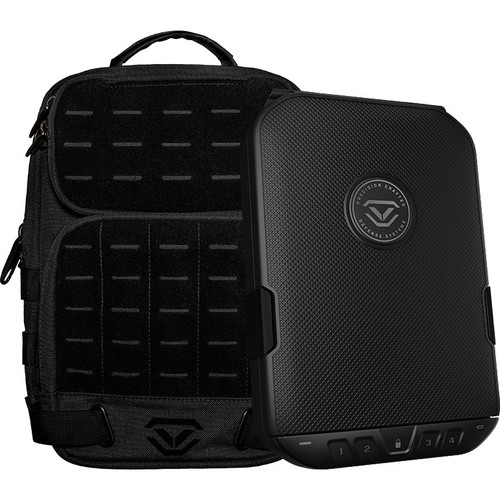 VAULTEK LifePod 2.0 (Black) + Tactical Bag Combo