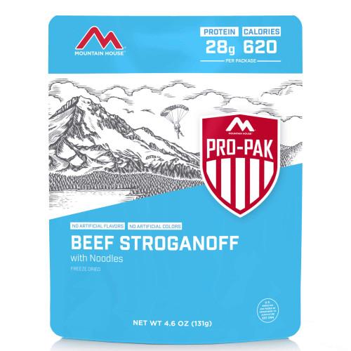 Mountain House Beef Stroganoff - Pro-Pak (Case of 6)