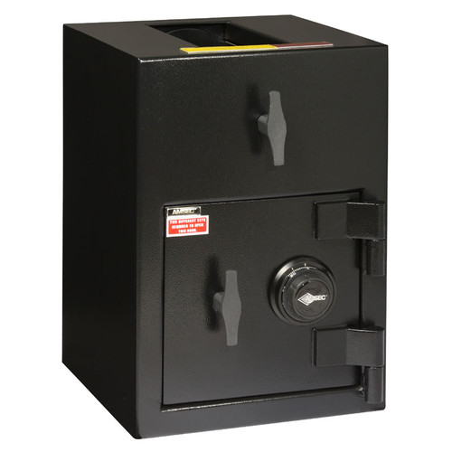 "American Security DST2014 ""B"" Rated Rotary Top Load Depository Safe-676"