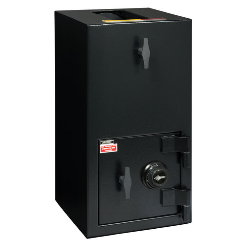 "American Security DST2714 ""B"" Rated Rotary Top Load Depository Safe-677"