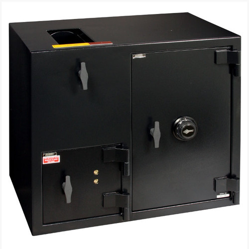 "American Security DST2731 ""B"" Rated Rotary Top Load Depository Safe-679"