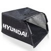 1500W 210cc powerful Hyundai Engine: Makes scarifiring quick and easy Large 360mm width: Makes aerating your ground easier and quicker