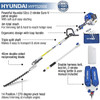 Pressure Pump Solutions: Shop Now for Long Reach Petrol Pole Hedge Trimmer, Pruner HYPT5200X Buy Lawn and Power Tool Equipment. Free Delivery, 3 Year Warranty, Excellent Customer Service.