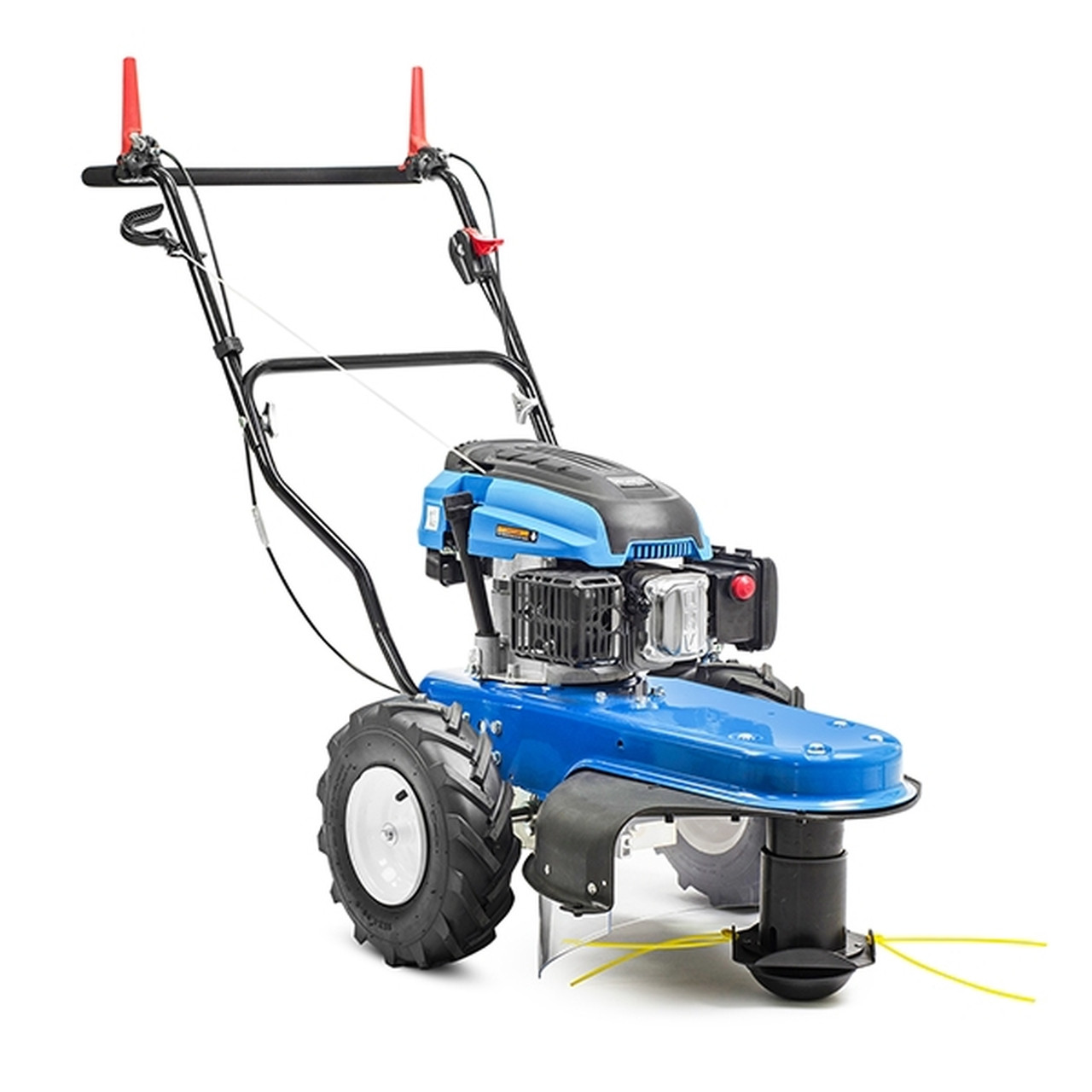 Grass Trimmer on Wheels for a Large Area